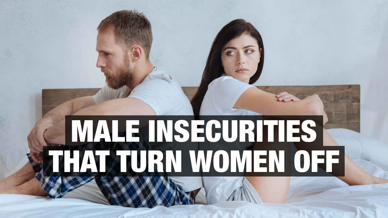 traits of an insecure woman